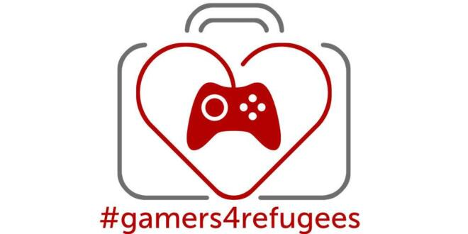 #gamers4refugees