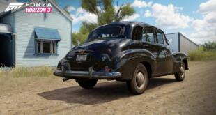 Forza Horizon 3 1951 Holden FX Sedan
