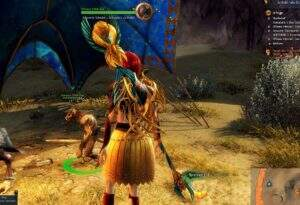 Guild Wars 2: Path of Fire Shadis Stiefel