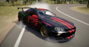 Forza Horizon 3 Drift