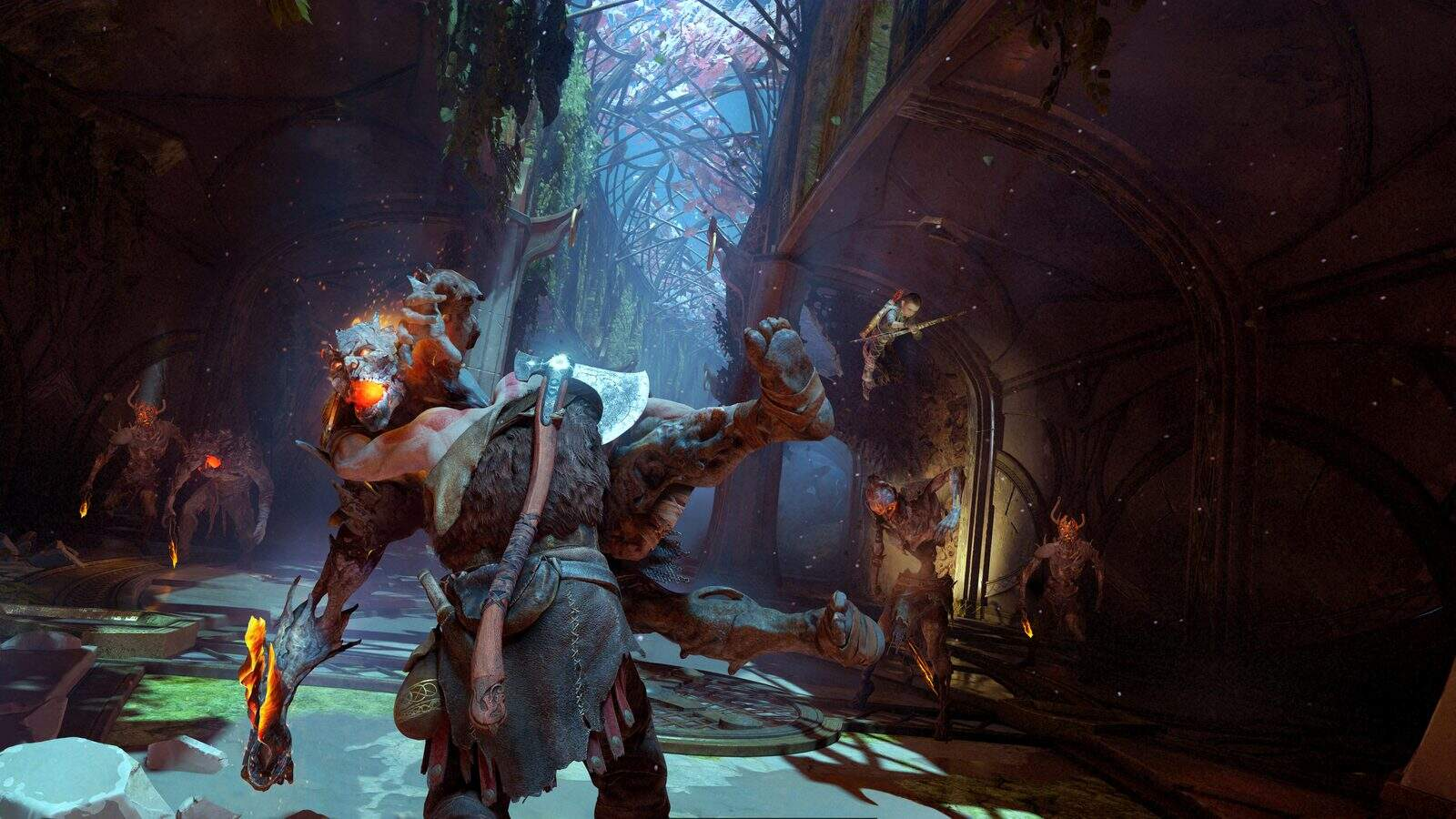 God of War Screenshot 01