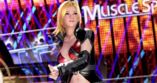 Dead or Alive 6 Tina