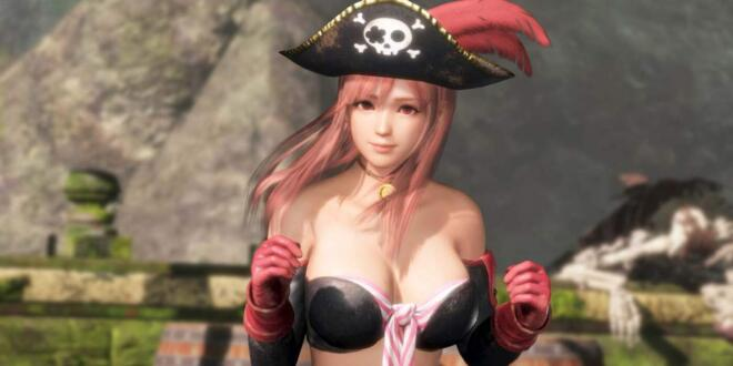 Dead or Alive 6 Pirates of the 7 Seas DLC